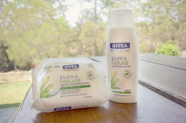 Nivea Visage Pure & Natural Cleansing 001