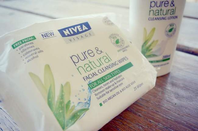 Nivea Visage Pure & Natural Cleansing 003
