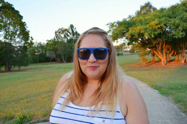 plus size casual fatshion outfit 007