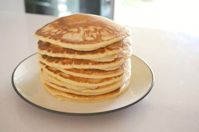 How to make flipping good pancakes.