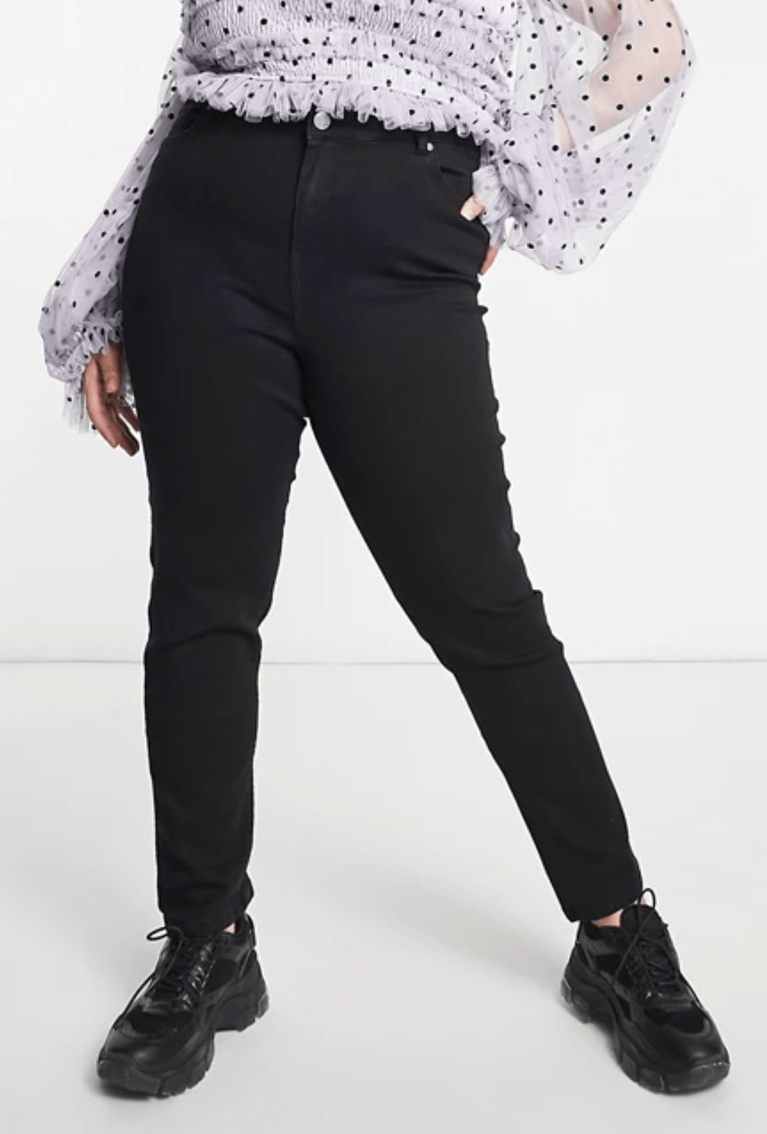 ASOS Curve Denim - Where to buy plus size denim jeans - Suger Coat It