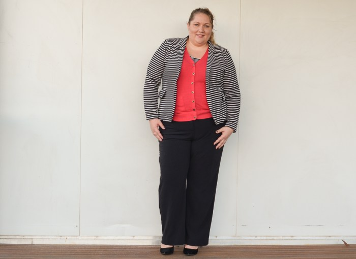 work wear for office plus size-5
