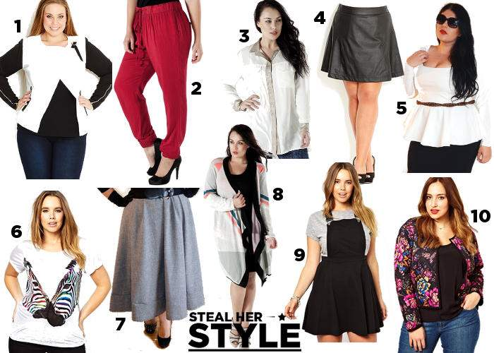 Nicolette Mason: Steal Her Style Shopping Board