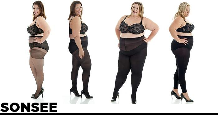 Where to buy plus size pantyhose