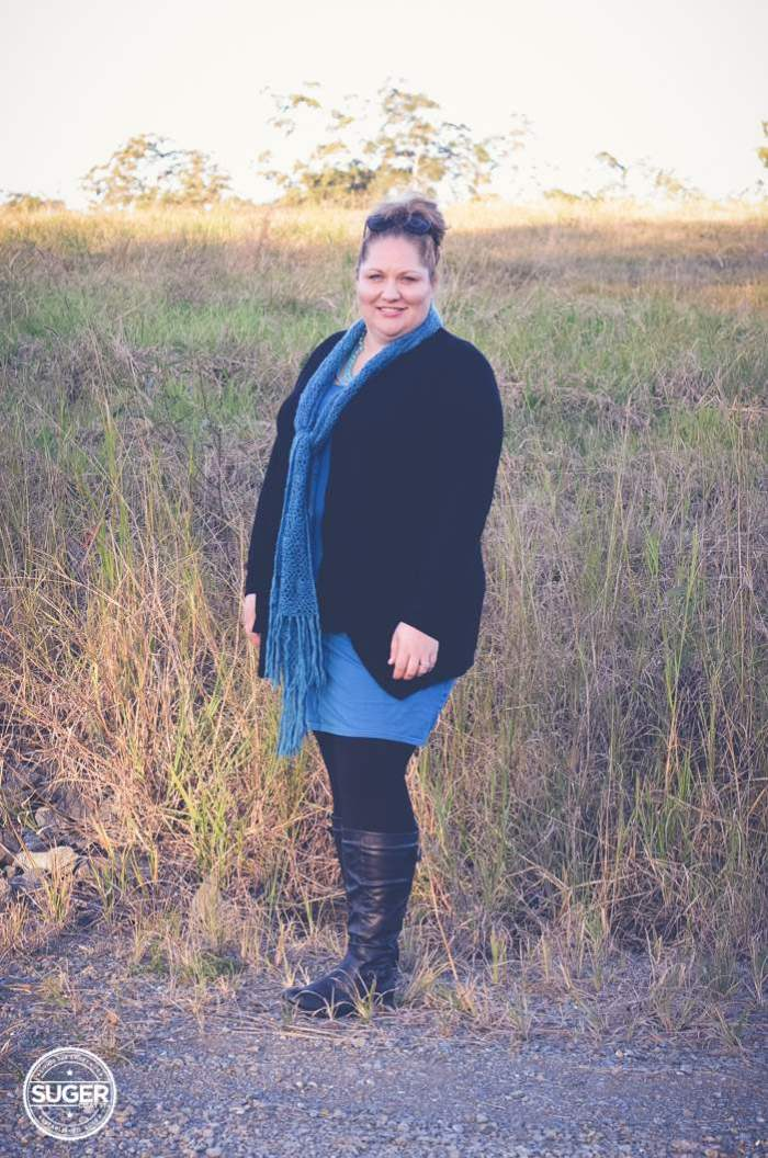 winter layers plus size outfit-3