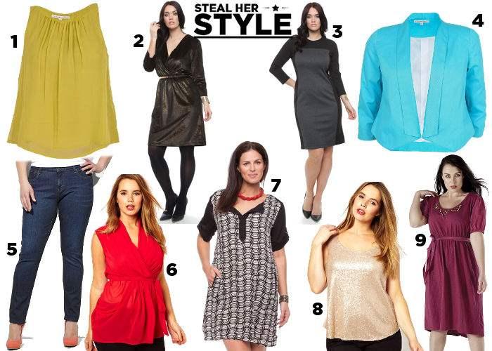 Steal Her Style America Ferrera - Shopping Board
