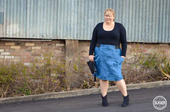 plus size casual outfit 17 sundays-4