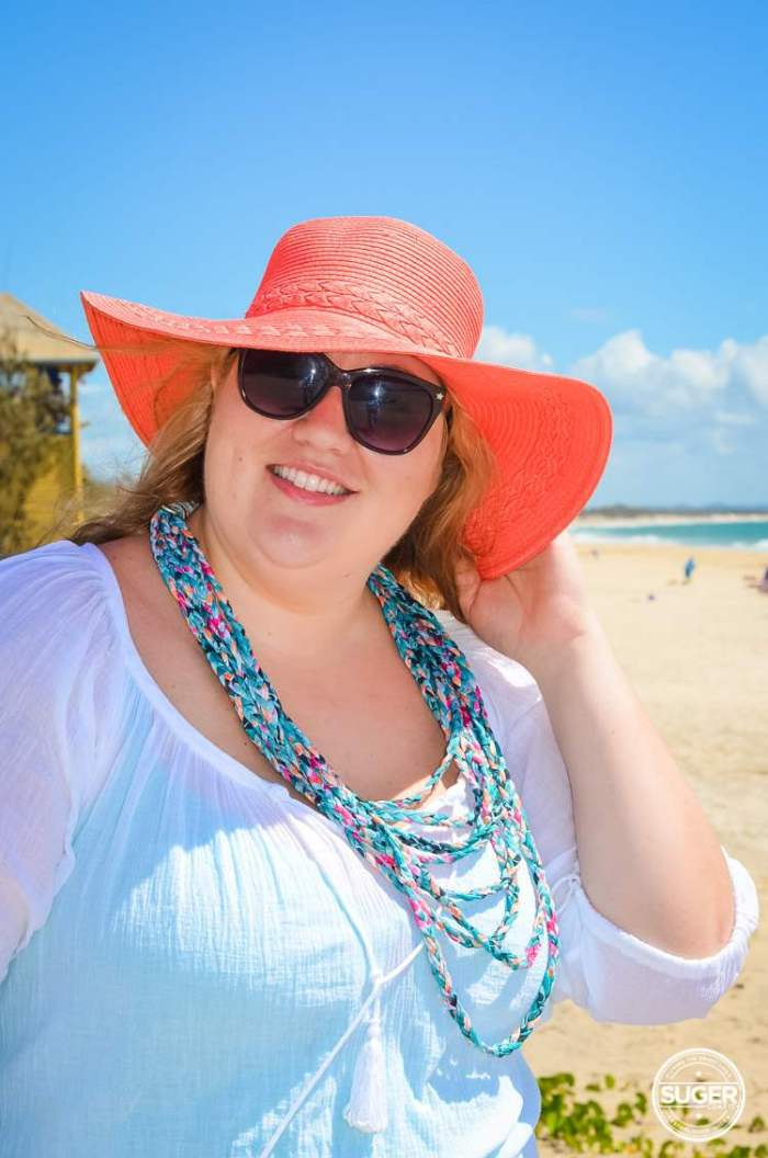 plus size swim and resort wear sequins + sand-12