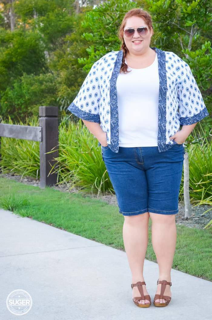 plus size christmas day outfit summer 2013 2014-3