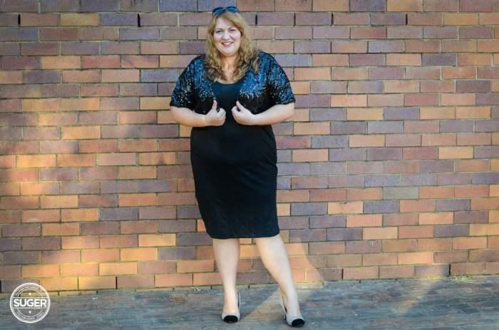 plus size party dress outfit sequin boloro-4