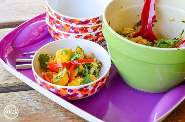 chicken + mango + chilli summer salad-11