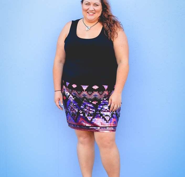 Aussie Curves: Sequins
