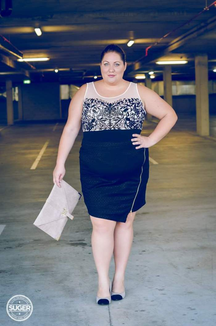 aussie curves runway sheer plus-size outfit-1