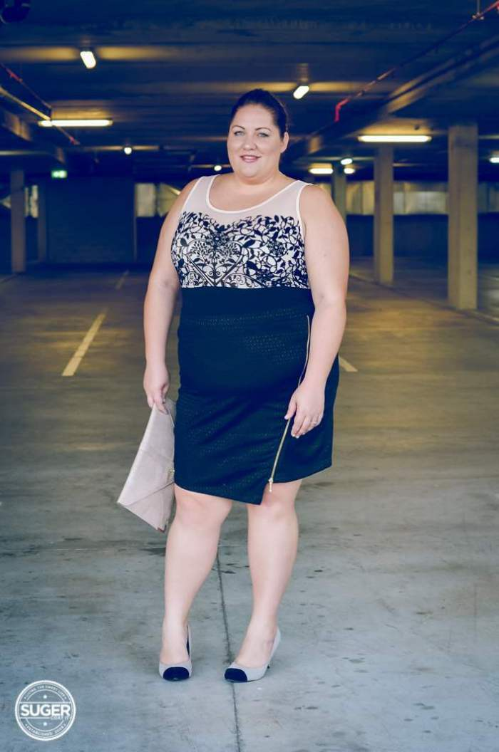 aussie curves runway sheer plus-size outfit-2