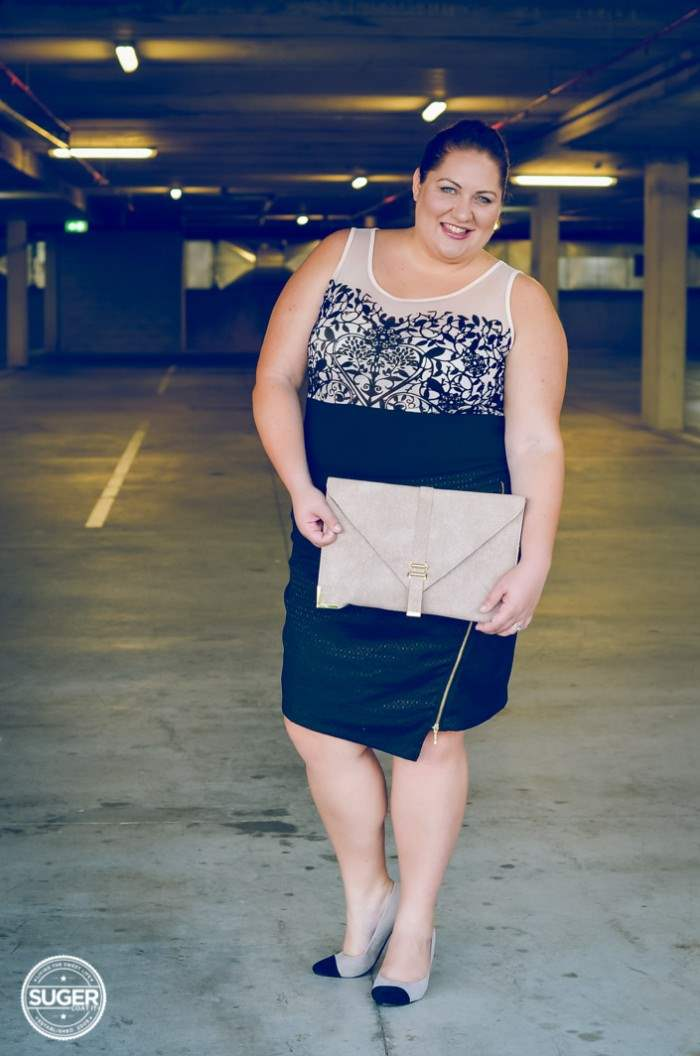 aussie curves runway sheer plus-size outfit-7