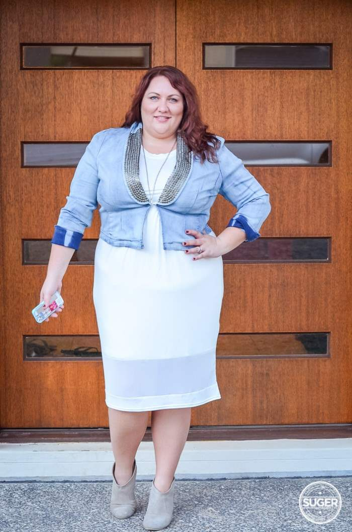 plus size date night outfit boohoo 17 sundays-2