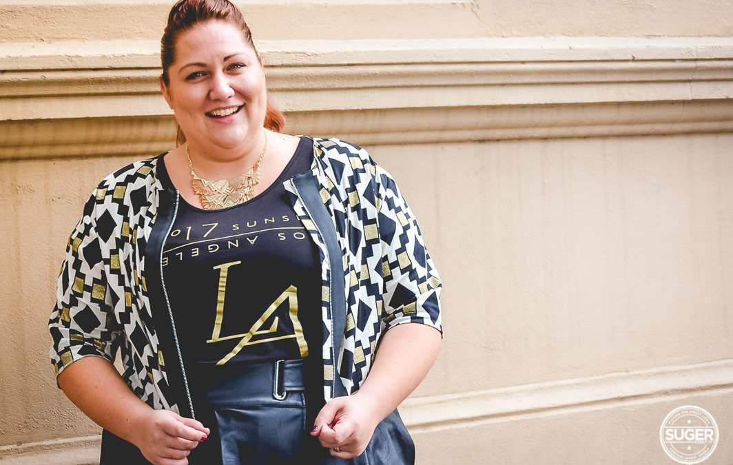 What I wore to Curvy Couture Road Show 2014