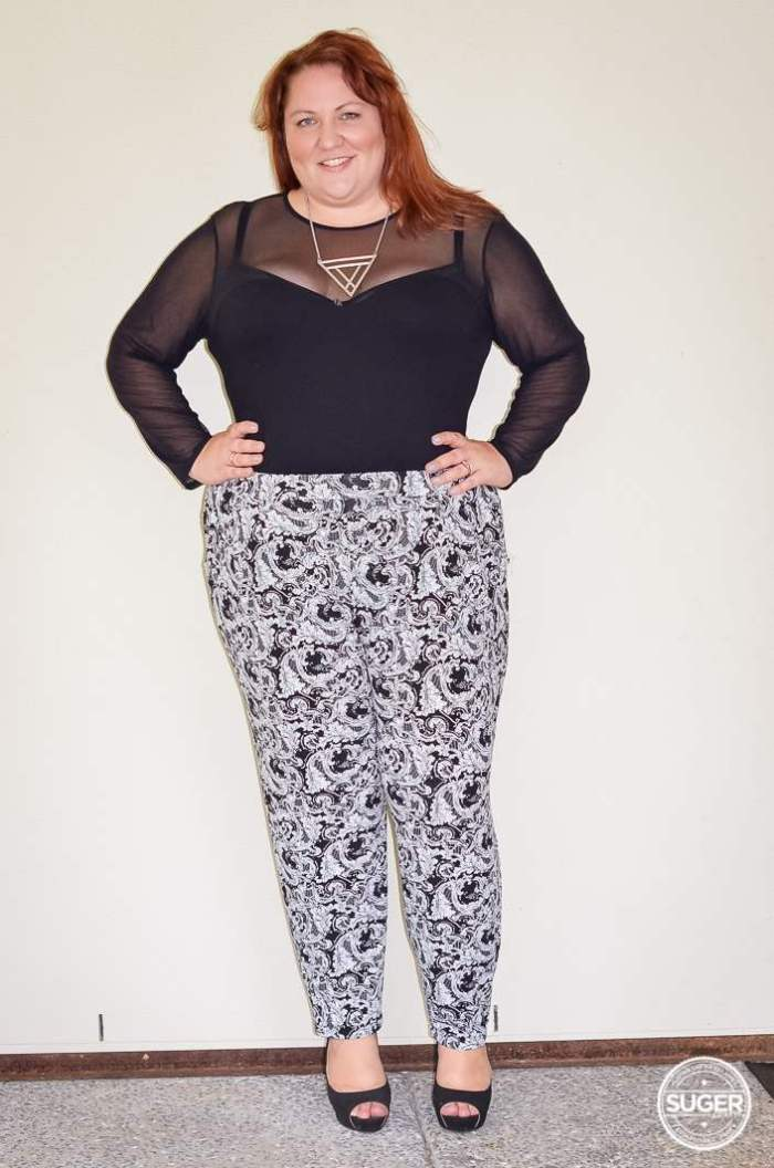 plus size monochrome outfit with bodysuit-5