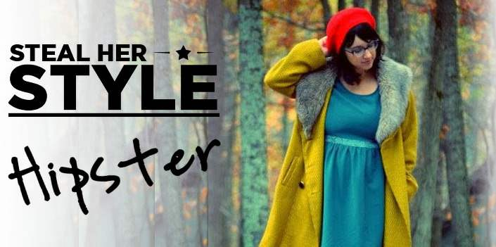 Steal Her Style: Hipster