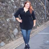 plus size outfit with torrid denim jeans-4