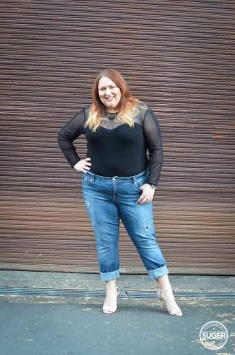 torrid denim boyfriend jeans bodysuit plus size outfit-4