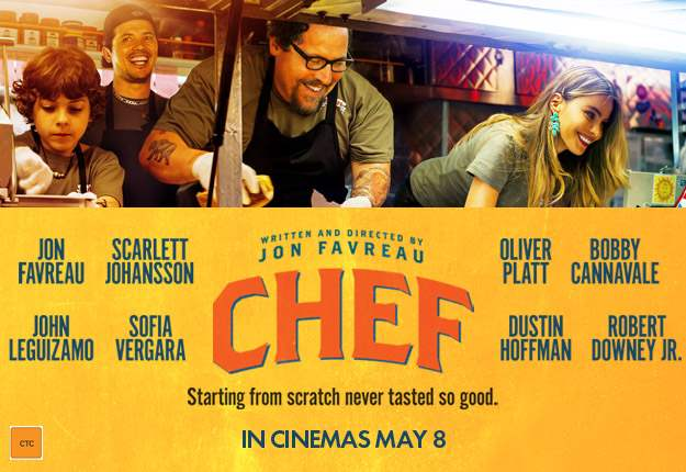 What I learnt about passion from Chef, the movie