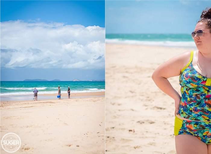 Plus Size Blogger Surania Swimwear Review • Suger Coat It