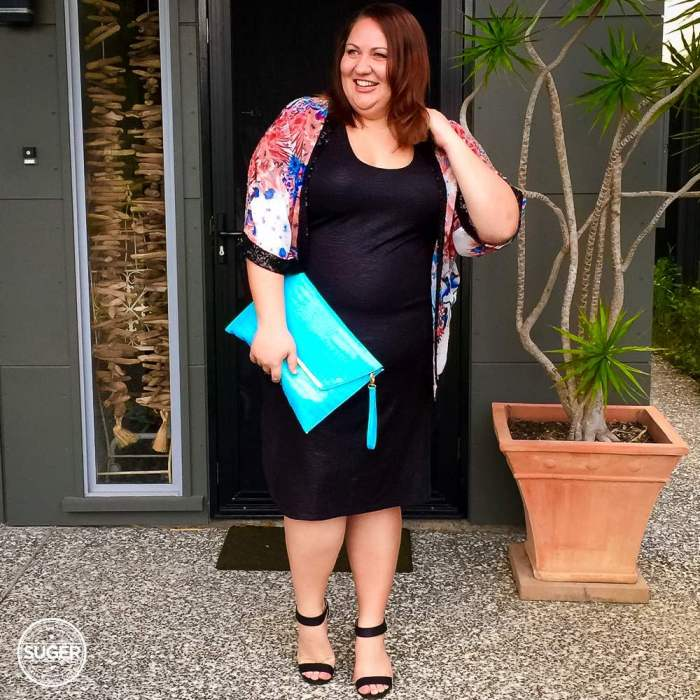 qld plus size bloggers christmas party outfit-2