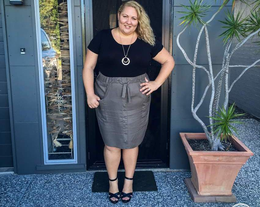 The dressy casual house-warming outfit
