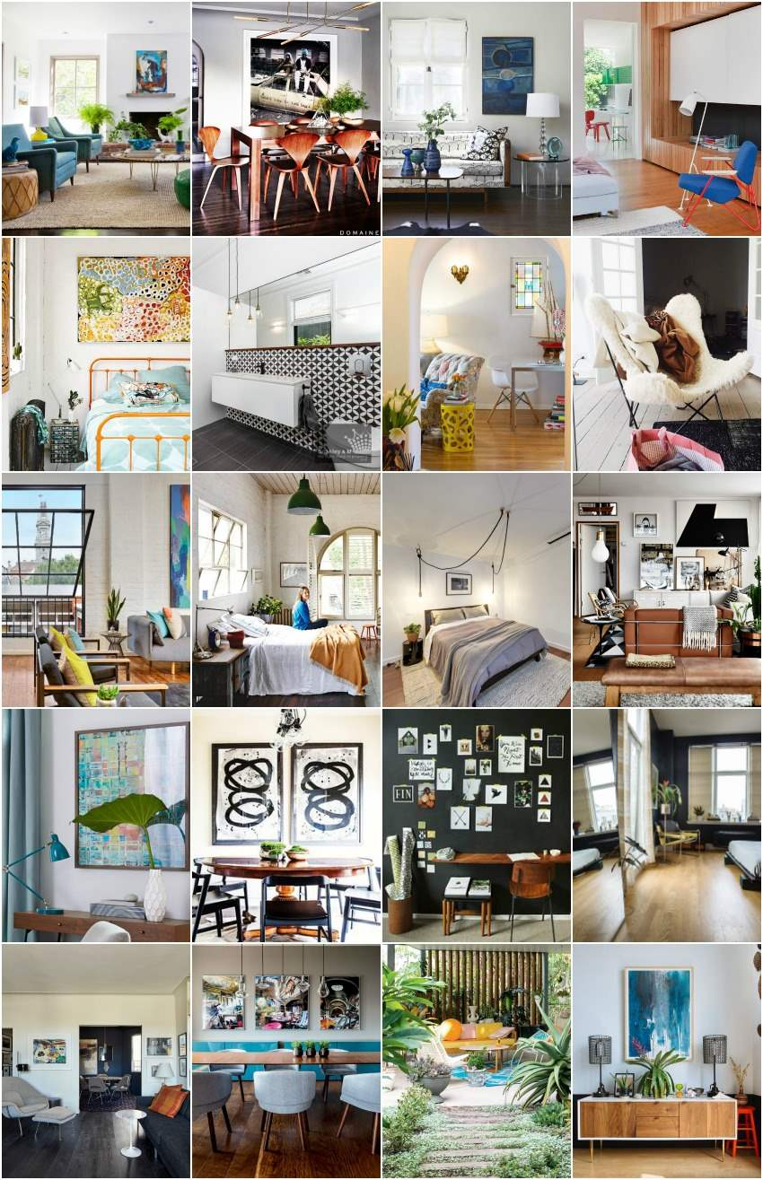 House Inspiration Collage Sugers Place