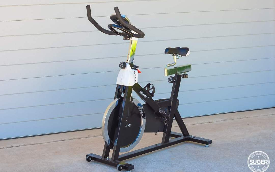 Bike bike baby: A crazy sales review
