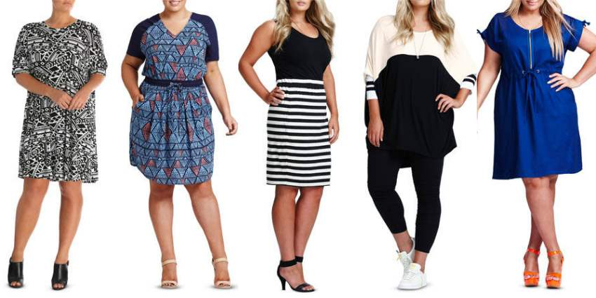 MYER Youth Plus - Where to buy plus size clothes for teens and juniors