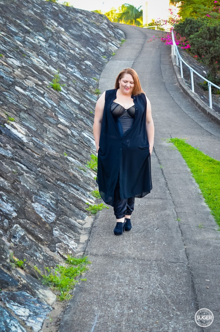 city chic lingere blogger review corset as top-2