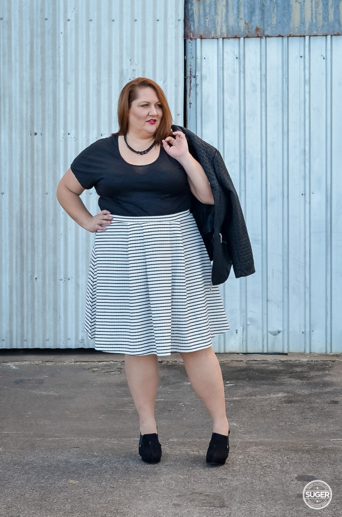 yours clothing blogger review midi skirt jacket-8