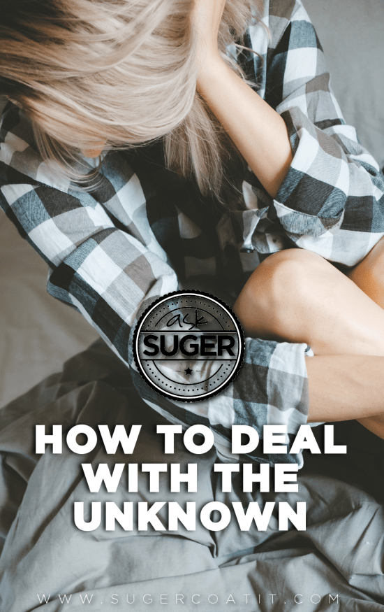 How to cope with the unknown when trying to conceive | Suger Coat It