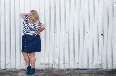 australian plus size blogger casual outfit-2
