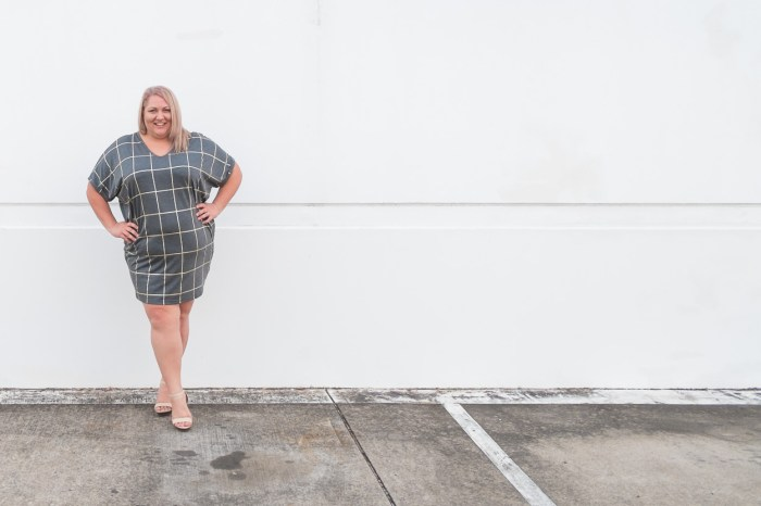 17-sundays-grid-print-dress-plus-size-blogger