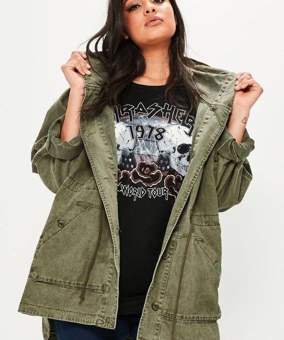 Actual cool AF plus size jackets