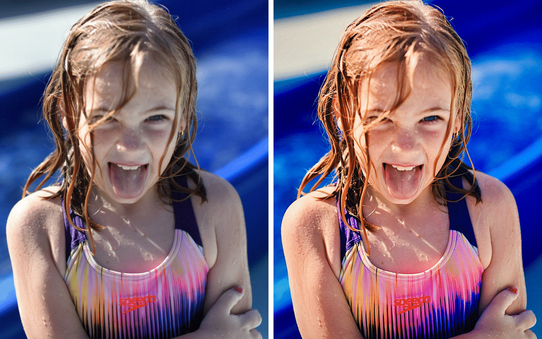 Five simple edits for better photos