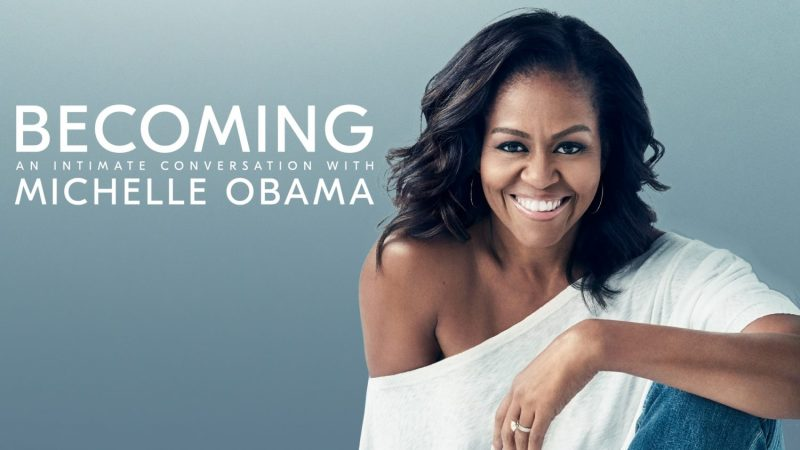 Becoming - An Intimate Conversation with Michelle Obama
