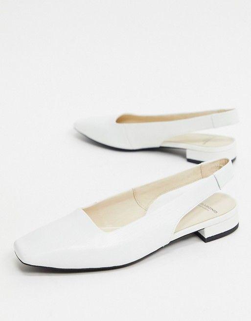 Vagabond Layla Flat Shoe