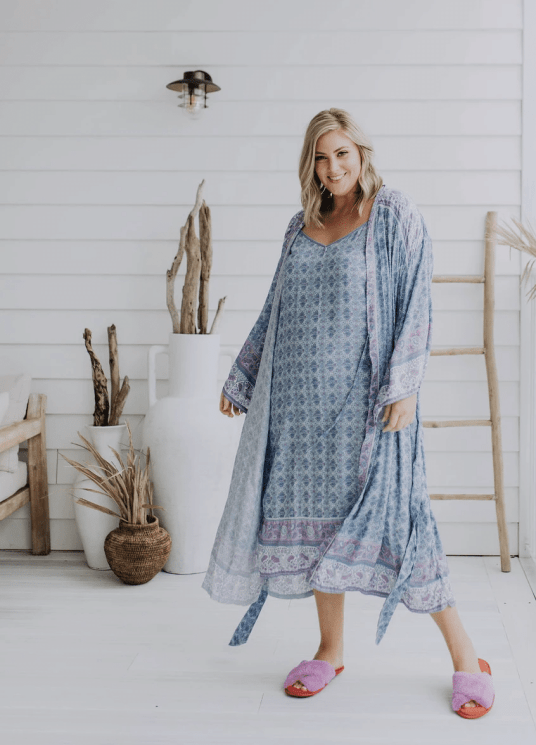Ada and Lou Plus Size Sleepwear Pyjamas - 2