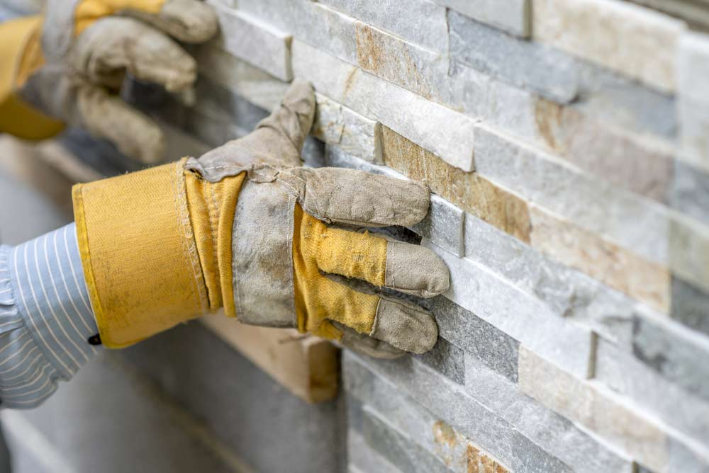 how to cut tile on wall