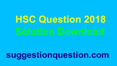 HSC Question 2019