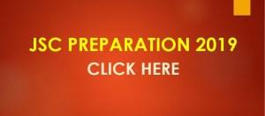 JSC Exam Preparation 2019
