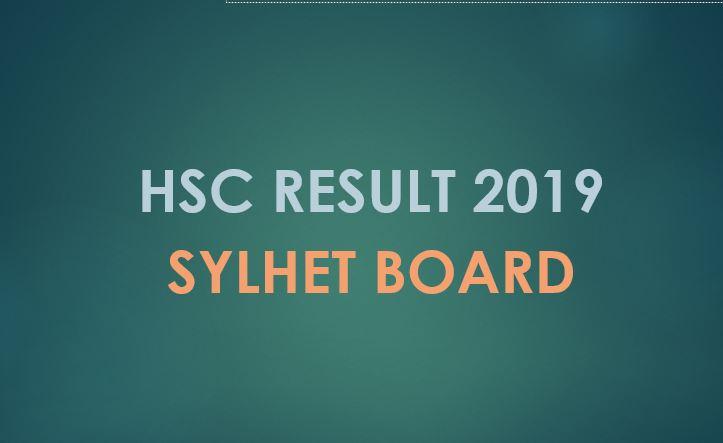 HSC Result 2019 Sylhet Board