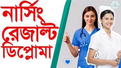 Nursing Result 2021 PDF BNMC Result 2021 Download at http://www.bnmc.gov.bd/