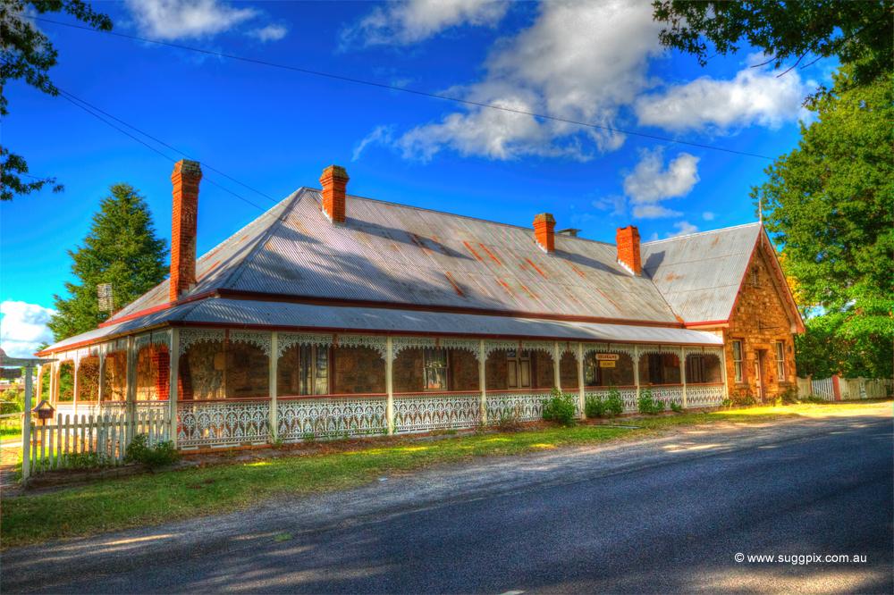 Deloraine House Tenterfield NSW