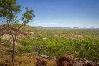 Selwyn Ranges near Cloncurry