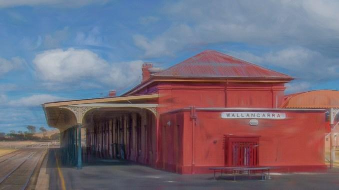 Walangarra Station